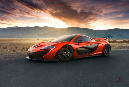 迈凯轮P1,混合动力车,跑车,轿跑车,回顾,购买,租赁,试驾(卧式)