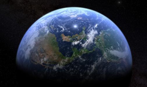 地球,高清