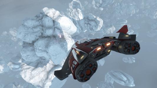 精英危险:视野,最佳游戏,科幻,太空,开放世界,游戏,PC,PS4,Xbox One(水平)