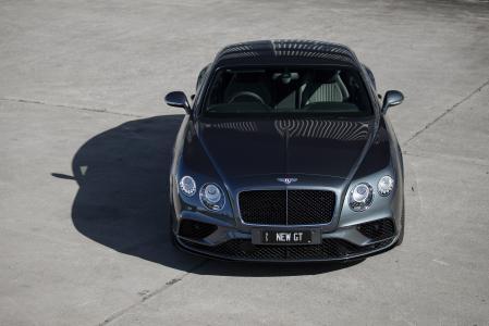 宾利欧陆GT V8 S,日内瓦车展2016,豪华车(卧式)