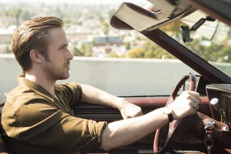 La La Land,Ryan Gosling(横向)