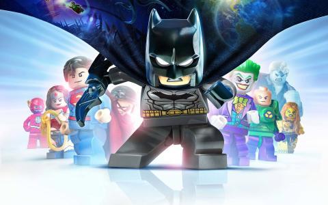 乐高蝙蝠侠3 Beyond Gotham 5K