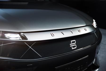 Byton,CES 2018,电动车,4k(水平)