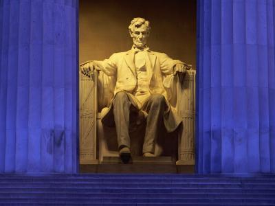 林肯纪念堂,华盛顿特区