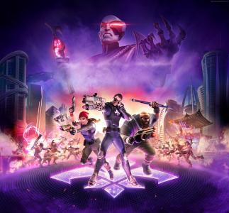 Mayhem代理,圣徒行,4k,E3 2017(水平)