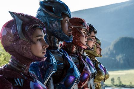 电力别动队,团队,达拉蒙哥马利,贝基G,超级英雄(水平)