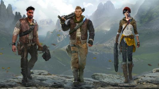 战争机器4,射手,科幻,PC,Xbox One(水平)