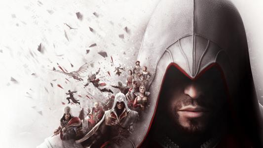 Ezio系列,刺客信条,PS4,Xbox One,HD