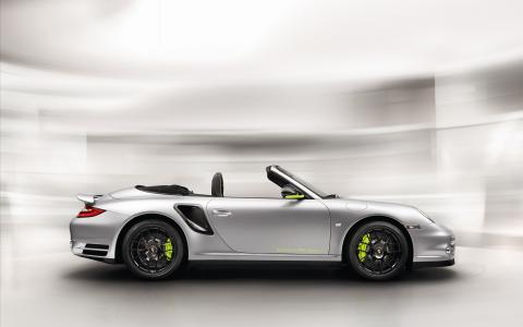 保时捷Turbo S 918 Spyder 2