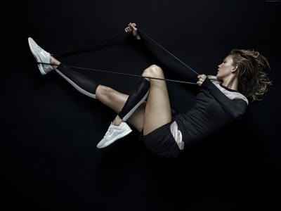 Karlie Kloss,耐克,减肥,放松,健身(水平)