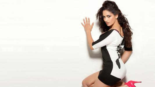 热辣的Komal Sharma,印度女演员HD