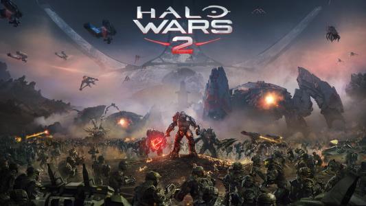 光环战争2,PC,Xbox,2017游戏,高清