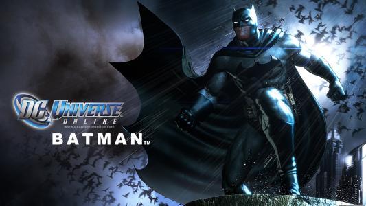 DC宇宙在线的蝙蝠侠