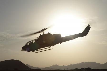 AH-1W,直升机,美国陆军,美国空军(水平)