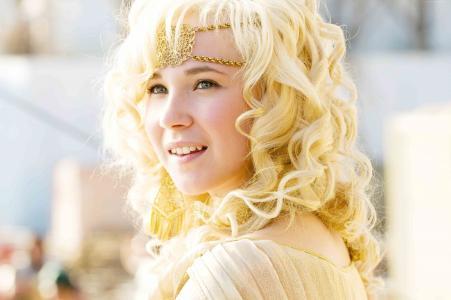 朱诺神庙,最受欢迎明星,女演员,金发(水平)