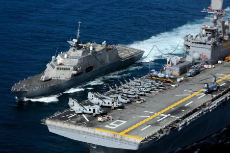 美国海军自由,LCS-1,主导舰,自由阶级,海滨作战,美国海军(水平)