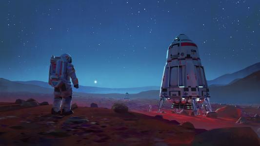 火星宇航员HD
