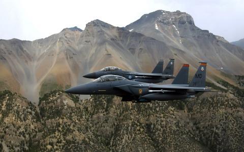 美国空军战争飞机