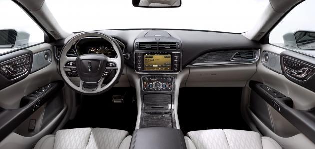 林肯大陆,北美国际汽车展2016,轿车,室内(卧式)