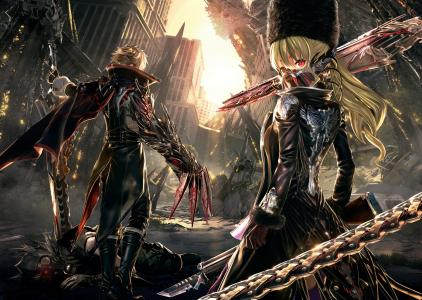 Code Vein,PlayStation 4,Xbox One,PC,2018,4K,8K
