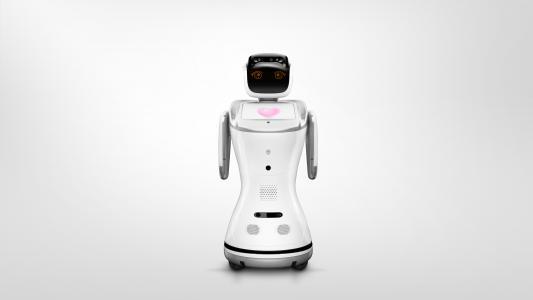 Sanbot,服务机器人,Cloud-brained,人形机器人,最佳机器人(水平)
