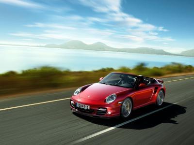 保时捷911 Turbo Cabrio