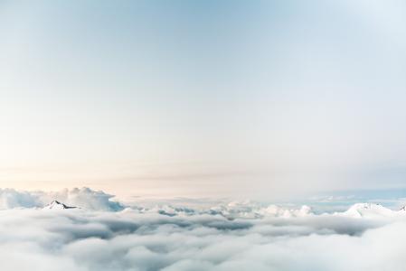 阿尔卑斯山,5k,4k壁纸,8k,峰,云,天空(水平)