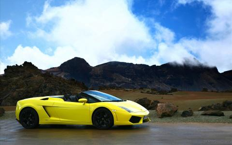 2009年兰博基尼Gallardo LP560 4 Spyder 4