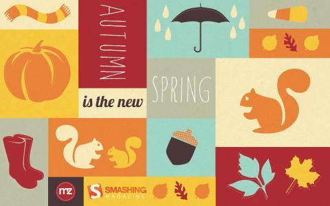 秋天新的春天