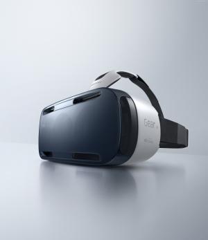 三星齿轮VR,2015年高科技新闻,评论,VR耳机,拆箱,虚拟现实(水平)