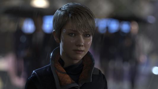 底特律:成为人类,最好的游戏,任务,科幻,游戏,PS4,截图(水平)