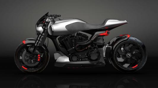 ARCH摩托车方法143概念