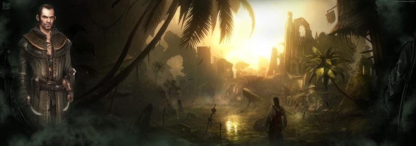 仇杀队:乌鸦之诅咒,最佳游戏,游戏,PC(水平)