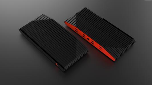 Ataribox Atari 2018,4k(水平)