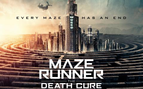 迷宫亚军The Death Cure 2018
