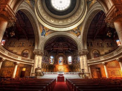 斯坦福的光荣教会