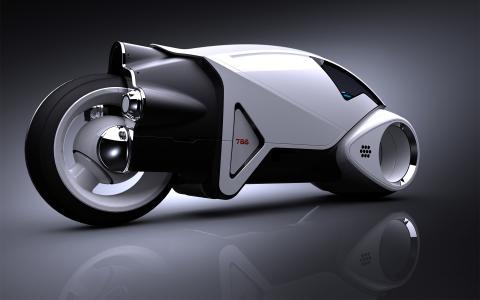 原型Tron LightCycle