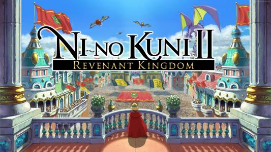 Ni No Kuni II:Revenant Kingdom,东京电玩展2017,海报,4k(水平)