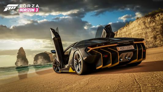 Forza Horizo​​n 3,赛车极限,E3 2016,最佳游戏,PlayStation 4,Xbox One,Windows,Best Games(水平)