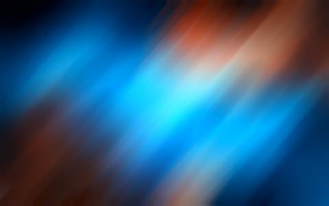 模糊,蓝色,渐变,最小,高清