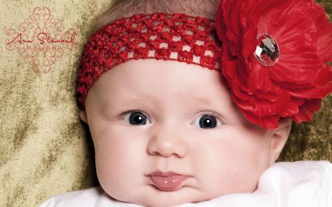 超级可爱的小宝贝