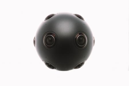 诺基亚OZO 360°VR摄像头,虚拟现实(水平)