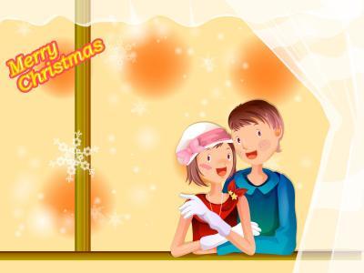 与爱的圣诞快乐