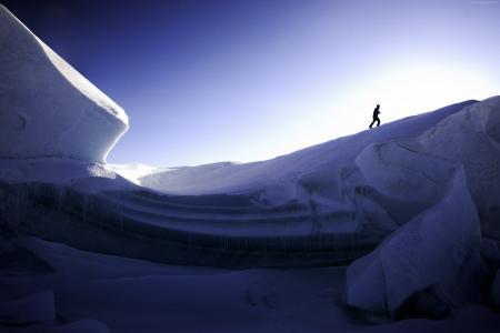 加拿大,5k,4k壁纸,山,雪,旅游,旅游(横向)