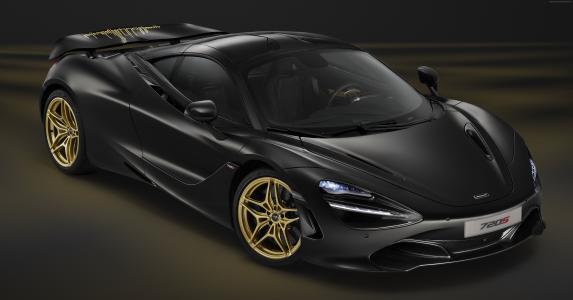 迈凯轮MSO 720S跑车,超级跑车,5k(水平)
