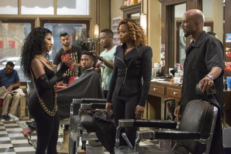 理发店:下一个剪辑,尼基·米纳,里贾纳大厅,最佳电影(水平)