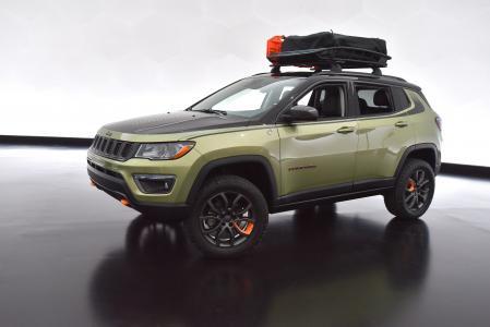 吉普Trailpass,SUV,概念(水平)