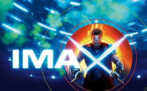 雷神仙花IMAX 4K