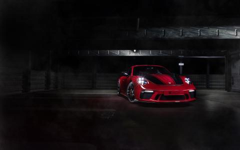 2018年TechArt保时捷911 GT3
