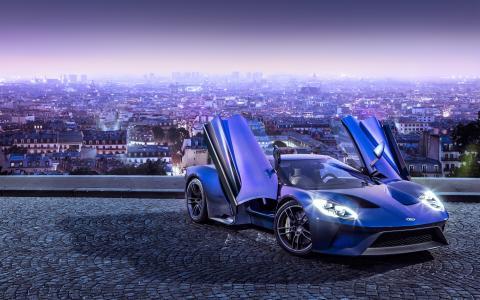 2017年福特GT 5K